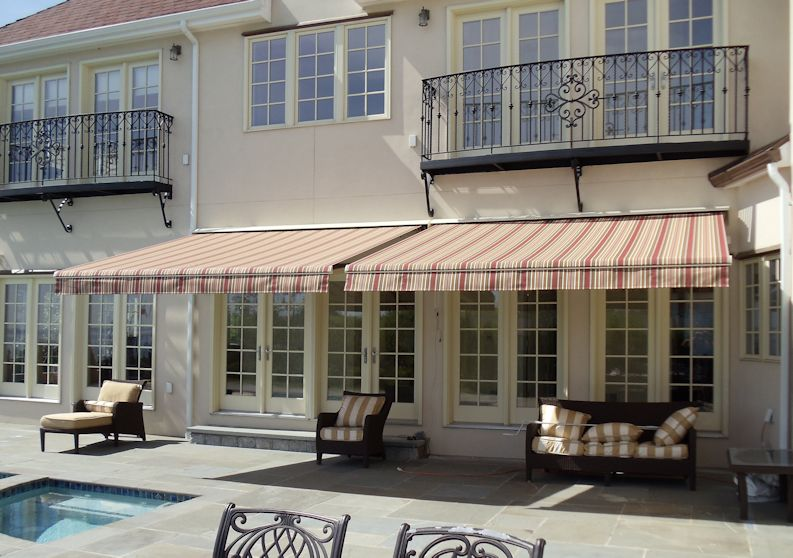 Retractable Patio Awnings, New Rochelle, NY ...