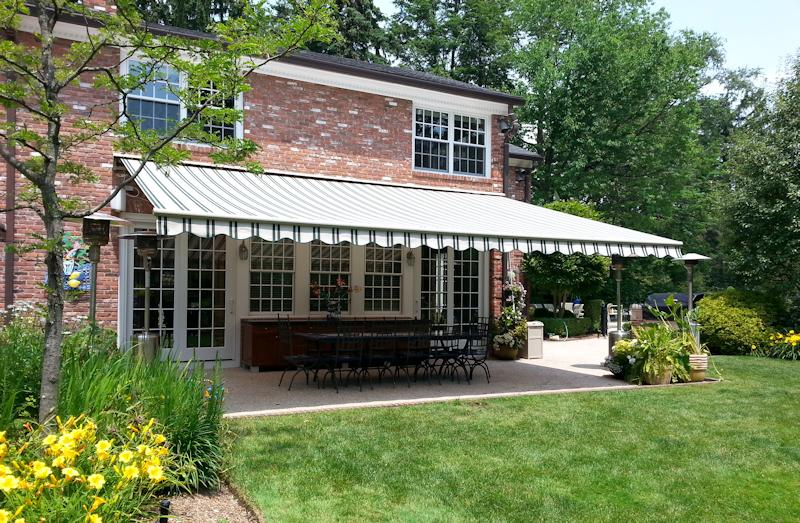 Great ... Retractable Patio Awning ...