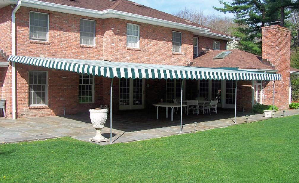 Stationary Patio Awning