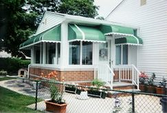 Aluminum Awnings for Home