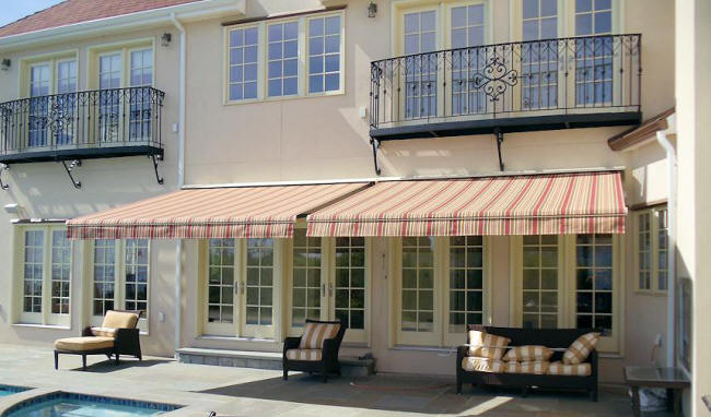 Retractable Awnings For Architects