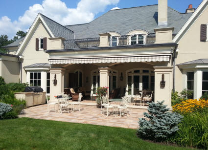 Retractable Awnings Westchester County Ny Gs S Awnings