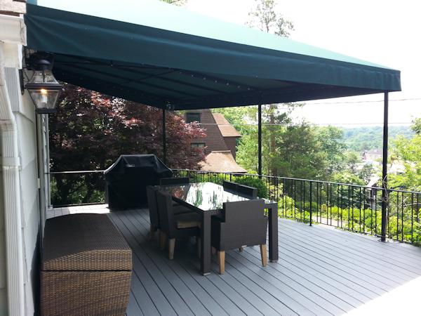 Stationary Awning Bronxville NY