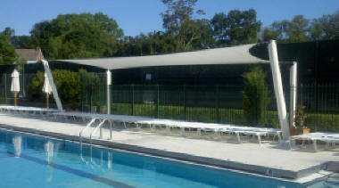 Shade Sails Tension Shade Structures Westchester County Ny